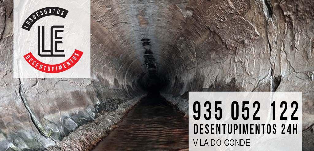Desentupimentos Vila do Conde